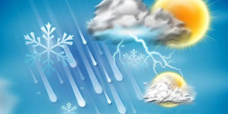 اختلاف دمای ۳۷ درجه ای دو نقطه کشور/ افزایش دما در سواحل خزر از ۱۹ فروردین
