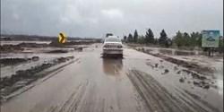 آخرین وضعیت ترافیکی راهها/ ۶ محور به دلیل بارندگی مسدود است