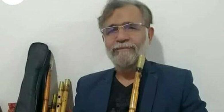 نینواز معروف بوشهری درگذشت