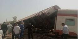 امروز رخ داد؛خارج شدن قطار از ریل در مصر