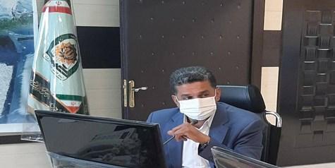 رئیس شورای اسلامی استان چهارمحال و بختیاری با فرمانده نیروی انتظامی استان دیدار کرد