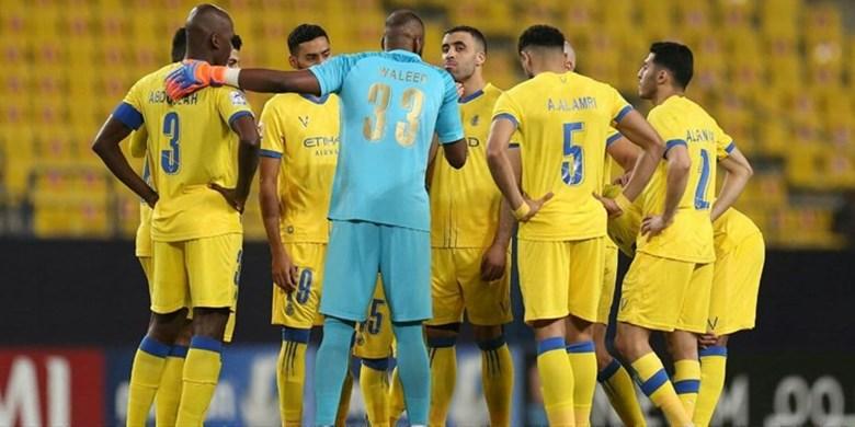 النصر عربستان با 80 درصد بازیکن خارجی سوژه رسانه ها شد