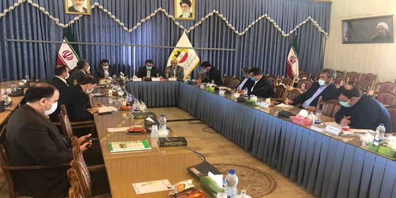 سی و ششمین جلسه شورای اسلامی استان اردبیل-زنجانی