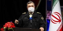 پلیس سهمی از جریمههای رانندگی ندارد/توضیحات فرمانده ناجا درباره برخورد پلیس امنیت با یک خانم