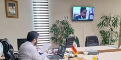 برگزاری جلسه ویدئو کنفرانس روسای کمیسیون های هشت گانه شورای عالی استانها