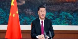 تاکید رئیسجمهور چین بر شکستن هژمونی آمریکا در جهان