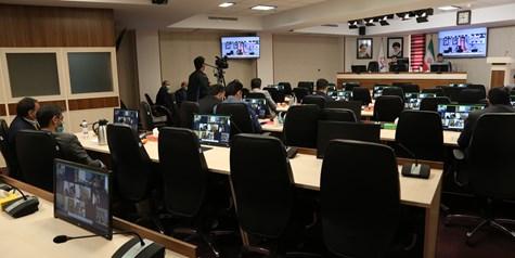 اولین روز از چهلمین اجلاس شورای عالی استانها