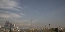 با افزایش مجدد آلاینده ازن؛کیفیت هوای تهران کاهش یافت