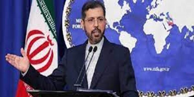 منشاء و شیوه شکل گیری انفجار کشتی ایرانی در دست بررسی است