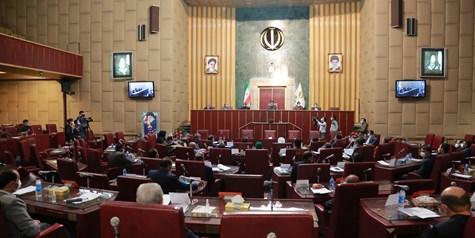 بخش صبحگاهی اولین روز سی و ششمین اجلاس شورای عالی استان ها