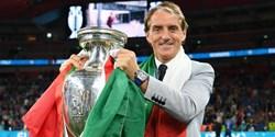 یورو 2020| مانچینی: ایتالیا همچنان باید پیشرفت کند / حسم را با هیچ لغتی نمیتوانم بیان کنم