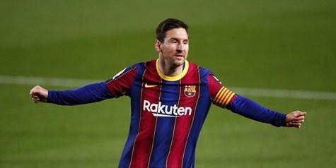 آخرین اخبار از تمدید قرارداد مسی | اسپورت: لئو «در حال حاضر» پیشنهاد بارسا را قبول نکرده است