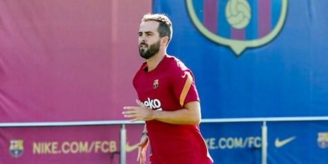 ستاره بارسلونا در راه پیوستن به حریف تراکتور