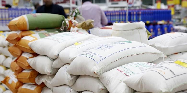 ضرب الاجل دستگاه قضایی برای ترخیص پنج هزار و ۷۰۰ تن برنج وارداتی در هرمزگان