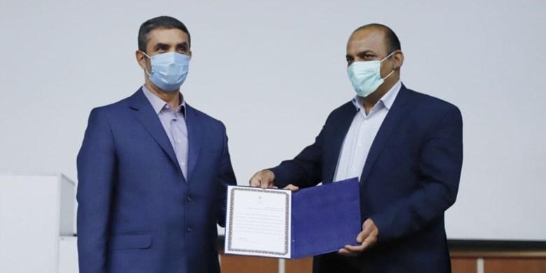 سعید صوفی و سید علی آقازاده