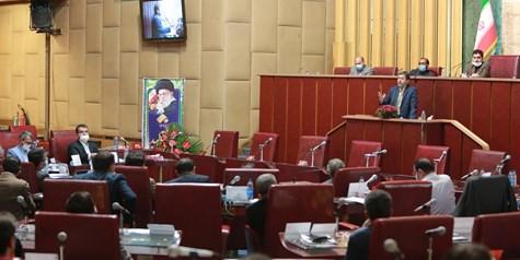 بخش عصرگاهی اولین روز سی و ششمین اجلاس شورای عالی استان ها