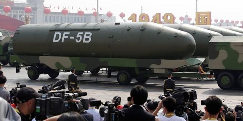 نگرانی آمریکا از تقویت هستهای چین به دنبال گزارش ساخت سیلوهای جدید