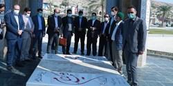 بازدید رئیس و اعضای هیئت رئیسه شورای عالی استان ها از سازمان منطقه ویژه اقتصادی انرژی پارس