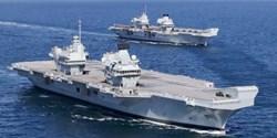 ناوهای انگلیس و آمریکا در خلیج عدن رزمایش برگزار میکنند