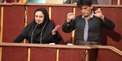 حضور کولبر آسیب دیده به نمایندگی از تمام کولبران در اجلاس سی و چهارم شورای عالی استان ها