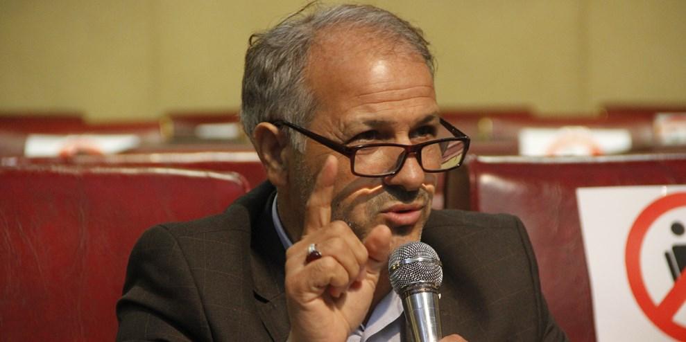 کشاورزان اصفهانی به دنبال حق آبه کشاورزی خود هستند