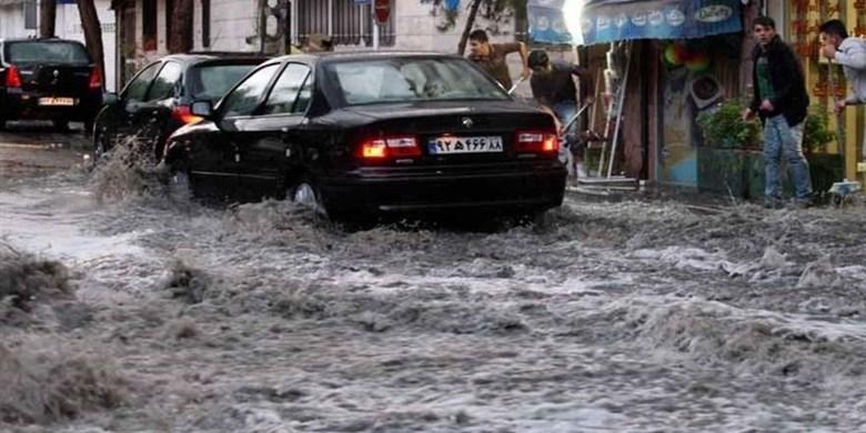 با توجه به احتمال خطر سیلاب انجام شد؛هشدار سازمان هواشناسی نسبت به تشدید بارش ها در چند استان
