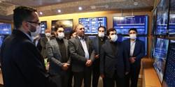 بازدید رئیس شورای عالی استانها از سامانه یکپارچه معاینه فنی ایران(سیمفا)