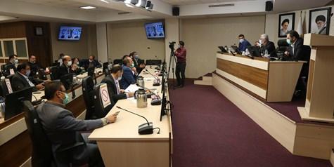 اولین جلسه کمیسیون بررسی طرح ها و لوایح شورای عالی استان ها