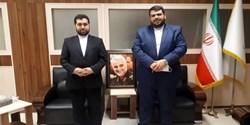 قنبرطلب مشاور رئیس و عضو شورای راهبردی فرهنگی اجتماعی شورای عالی استانها شد