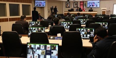 دومین روز از چهلمین اجلاس شورای عالی استانها