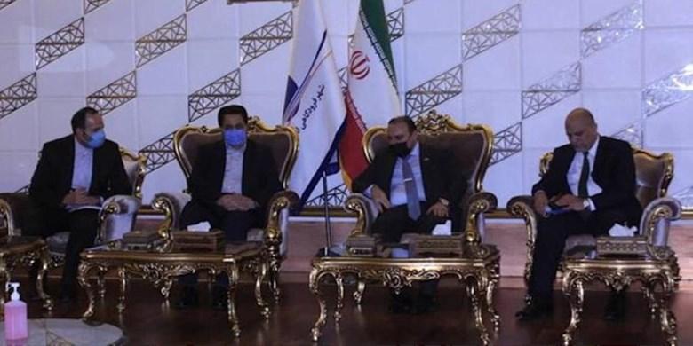 وزیر دادگستری عراق وارد تهران شد