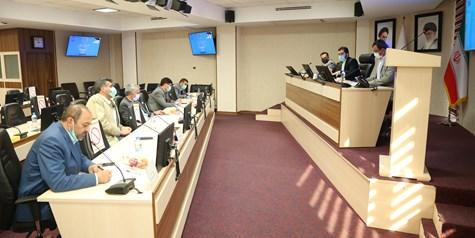 برگزاری جلسه هیات رئیسه شورای عالی استانها با حضور رئیس شورای عالی استانها