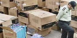 کشف ۵ میلیارد تومانی لوازم التحریر قاچاق در شهرستان ری
