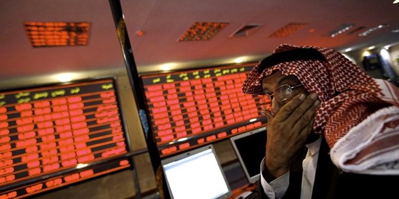 فعالیت بورس عربستان متوقف شد