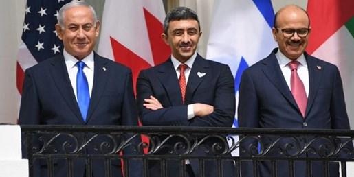 توافق ننگین امارات و رژیم غاصب صهیونیستی