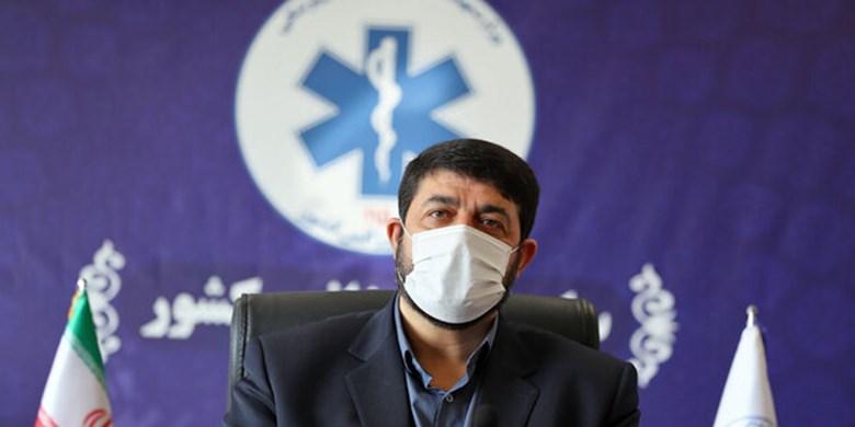 ۲۵ درصد از فعالیت های اورژانس کشور با تهران است
