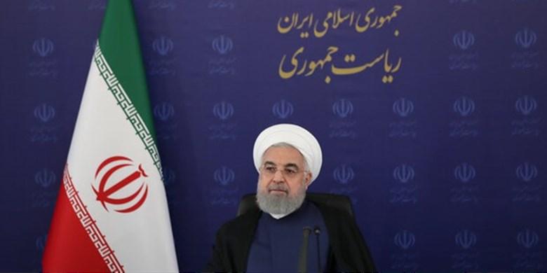 روحانی: امسال ما شرایط سختی را بخاطر خشکسالی میگذرانیم/ مردم هر چه ناراحت باشند حق دارند