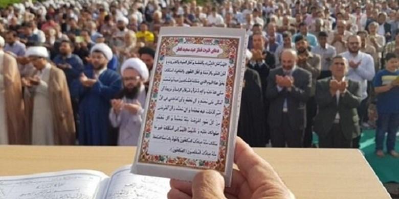 🎬 نماز عید سعید فطر در سراسر کشور برگزار می شود