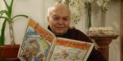 درگذشت یک کاریکاتوریست قدیمی به دلیل عوارض کرونا