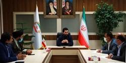 رئیس شورای عالی استانها با نمایندگان آذربایجان غربی در مجلس دیدار و گفتوگو کرد