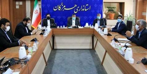 سفر دو روزه رئیس شورای عالی استانها و جمعی از مدیران به استان هرمزگان
