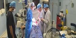 انتقال هوایی سی و یکمین قلب پیوندی توسط اورژانس