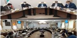 حضور استاندار و معاونش در جلسه شورای استان سیستان و بلوچستان