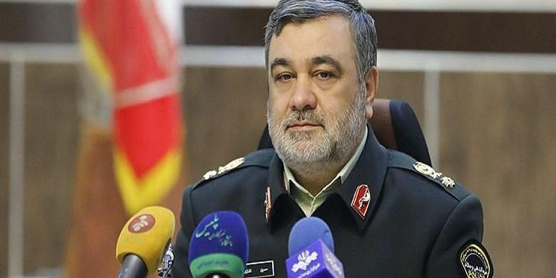 کاهش تعداد اراذل و اوباش در تهران/ پلیس مجری مصوبات ستاد کروناست